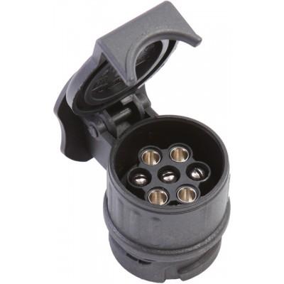 Adapter za prikolico iz 13-pin na 7-pin Elektro material Kunzer 6.50