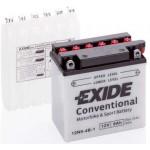 Akumulator Exide 12N9-4B-1 9Ah L+ 90A(EN) 135x75x139