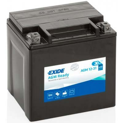 Akumulator Exide AGM12-31 30Ah D+ 430A(EN) 166x126x175 Y60-N24L-A Akumulatorji Exide 91.38
