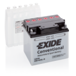 Akumulator Exide E60-N30L-B D+ 30Ah 300A(EN) 185x128x168 Y60-N30L-B