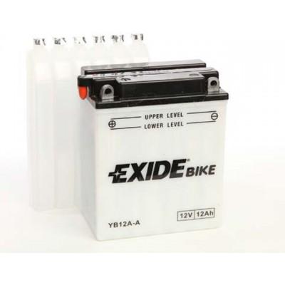 Akumulator Exide EB12A-A L+ 12Ah 165A(EN) 134x80x160 YB12A-A Akumulatorji Exide 37.41