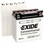 Akumulator Exide EB9-B 9Ah L+ 130A(EN) 135x75x139 YB9-B