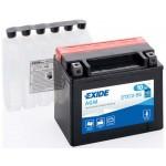Akumulator Exide ETX12-BS 10Ah L+ 150A(EN) 130x87x150 YTX12-BS