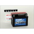 Akumulator Exide ETX4L-BS D+ 3Ah 50A(EN) 113x70x85 ET4L-BS YTX4L-BS