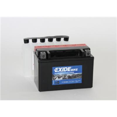 Akumulator Exide ETX9-BS L+ 8Ah 120A(EN) 150x87x105 YTX9-BS Akumulatorji Exide 24.11