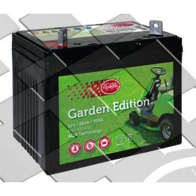Akumulator Rundutec RNU-53034-U1 L+ 28Ah 300A(EN) Y60-N30L-A Akumulatorji Rundutec 80.79