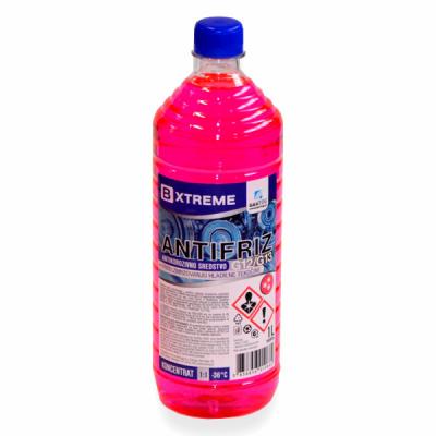 Antifriz G12 G13 rdeč 1L Obvezna oprema in dodatki  4.51