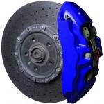 Barva za čeljusti Lacquer Set RS modra