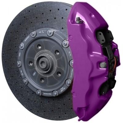 Barva za čeljusti Lacquer Set vijolčna Barva za čeljusti Foliatec 20.22