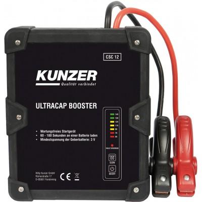 Booster zaganjalec motorja brez vzdrževanja CSC 12 Zimska oprema Kunzer 245.00