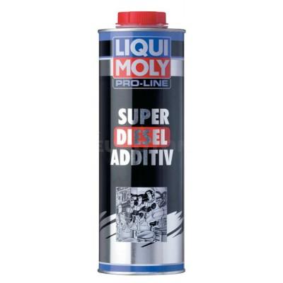 Čistilo sistema vbrizga Proline super diesel additiv Liqui Moly 1L Aditivi Liqui-moly 20.57