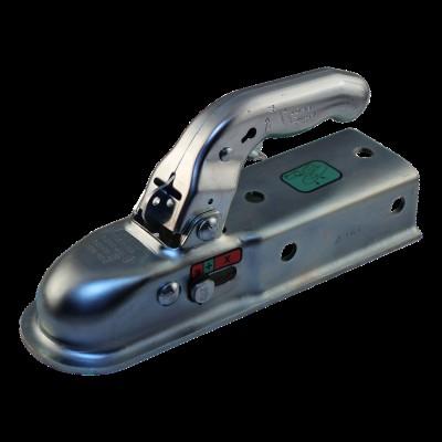 Kroglična sklopka priklop za prikolico kvadratno 60mm 1400Kg Knott Krogljične sklopke Knott 22.20