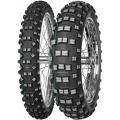 Moto gume 140/80-18 70R EF-07 Super Light TT Mitas / zelena črta