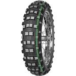 Moto gume 140/80-18 70M EF-07 Super Soft Extreme TT Mitas 2 zeleni črti