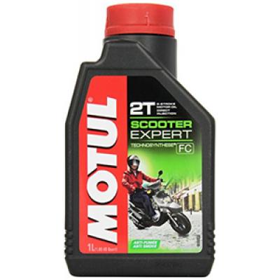 Olje Motul 2T Scooter Expert 1L Olja Motul 7.48