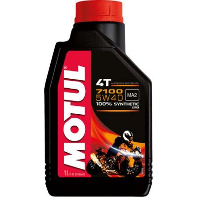 Olje Motul 4T 7100 5W40 1L Olja Motul 11.50