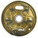 Osnovna plošča za zavore prikolice desno AL-KO 2051 200x50