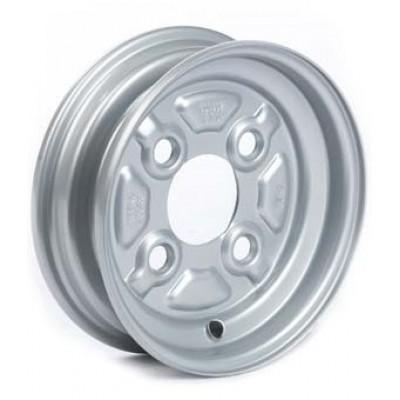 Platišče za prikolico 8 col P8x2,5 4x100x60 ET0 Platišča kolesa gume podpore Bohnenkamp 20.10